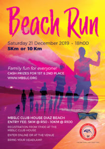 MBSLC Beach Run - 21 December 2019 Diaz Beach